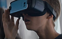 三星圣诞节广告 送Samsung GearVR也许是一个不错的选择