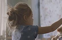 乌克兰三星洗衣机广告 泰迪熊