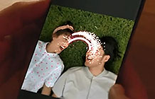 三星Galaxy Note8创意广告 i Love you
