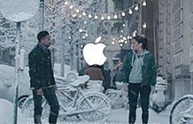 苹果2017圣诞节宣传广告 Sway