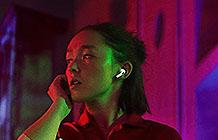 苹果AirPods Pro降噪耳机创意广告 两个世界
