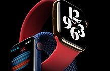 苹果智能手表Series 6 创意广告 已经做到