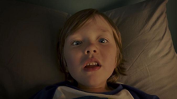 爱尔兰电信公司Three创意广告 床下怪兽