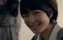 日本资生堂广告,女高中生的秘密