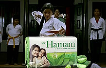 印度香皂品牌HAMAM宣传广告 保护