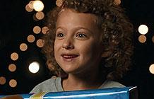 乐高玩具圣诞节广告 想象力