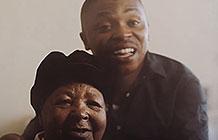 吉列剃须刀南非妇女节宣传广告 当爸又当妈的奶奶