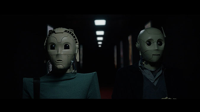 阿根廷电影院宣传广告 看电影对我们有好处