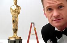 奥斯卡宣传广告 Neil Patrick Harris魔法秀