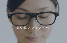 日本JINSMEME眼镜 主打健康