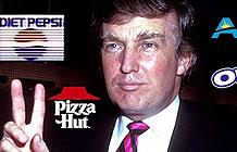 在竞选总统之前 特朗普原来是个广告明星?