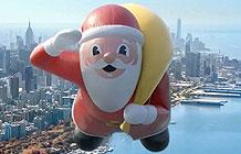 梅西百货感恩节广告 用感恩节游行传递情怀