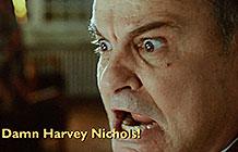 英国高级百货Harvey Nichols圣诞节广告 恶搞意大利电影