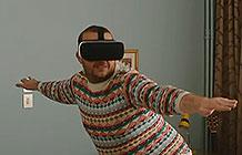 Dnata 旅游局幽默广告 VR真的改变了旅行么?