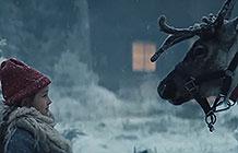 丹麦超商Fotex2017圣诞节广告 会飞的麋鹿