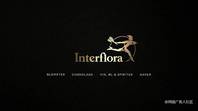 interflora鲜花速递公司创意广告 黑料