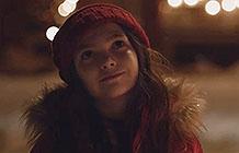 梅西百货2019圣诞节广告 想成为圣诞老人的姑娘