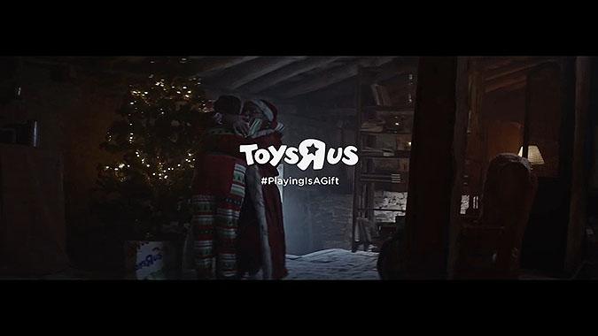 西班牙玩具反斗城2019圣诞节广告 玩也是一种礼物