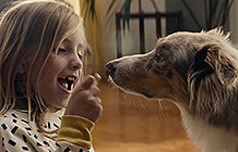 希腊宜家创意广告 狗狗