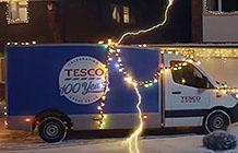 英国Tesco超商2019圣诞节广告 100年乐购