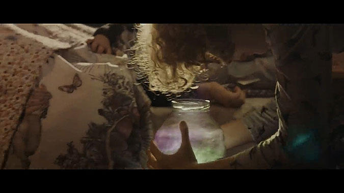 英国超商Asda2019圣诞节广告 圣诞老人留下的魔法