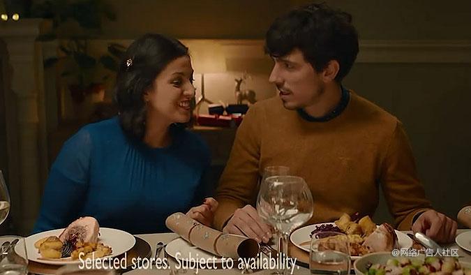 英国超商Waitrose218圣诞节广告 好到迫不及待