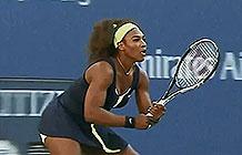 NIKE美国网球公开赛宣传广告 小威廉姆斯成长记