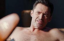 休杰克曼裸体代言RM Williams广告