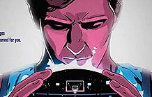 耐克致敬NBA球星德克诺维茨基退役动画广告