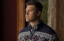 iZod毛衣圣诞节恶搞广告 智能语音毛衣