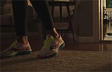 []Saucony跑鞋品牌创意广告 更快的你