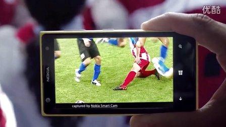 微软Nokia广告-足球篇