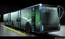 波兰设计师概念公交车广告