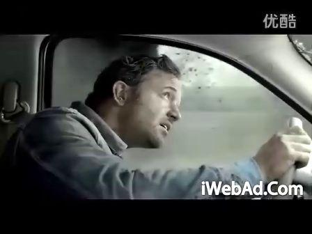 2012超级碗广告 雪佛兰汽车光 世界末日篇