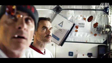 可口可乐索契奥运会广告 太空可乐