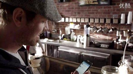 "Amazon与Twitter联合新服务""AmazonCart"" 宣传广告"