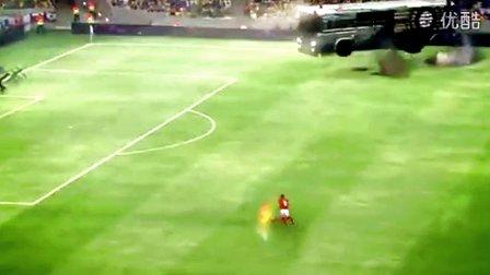 耐克世界杯恶搞广告 鲁尼破门篇