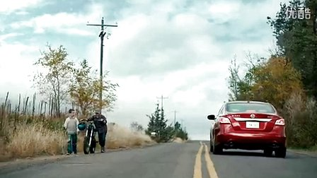 Nissan Altima 广告 迁移篇