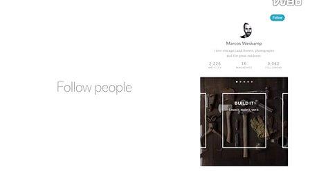 Flipboard宣传广告之 Follow