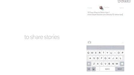 Flipboard宣传广告之 Share